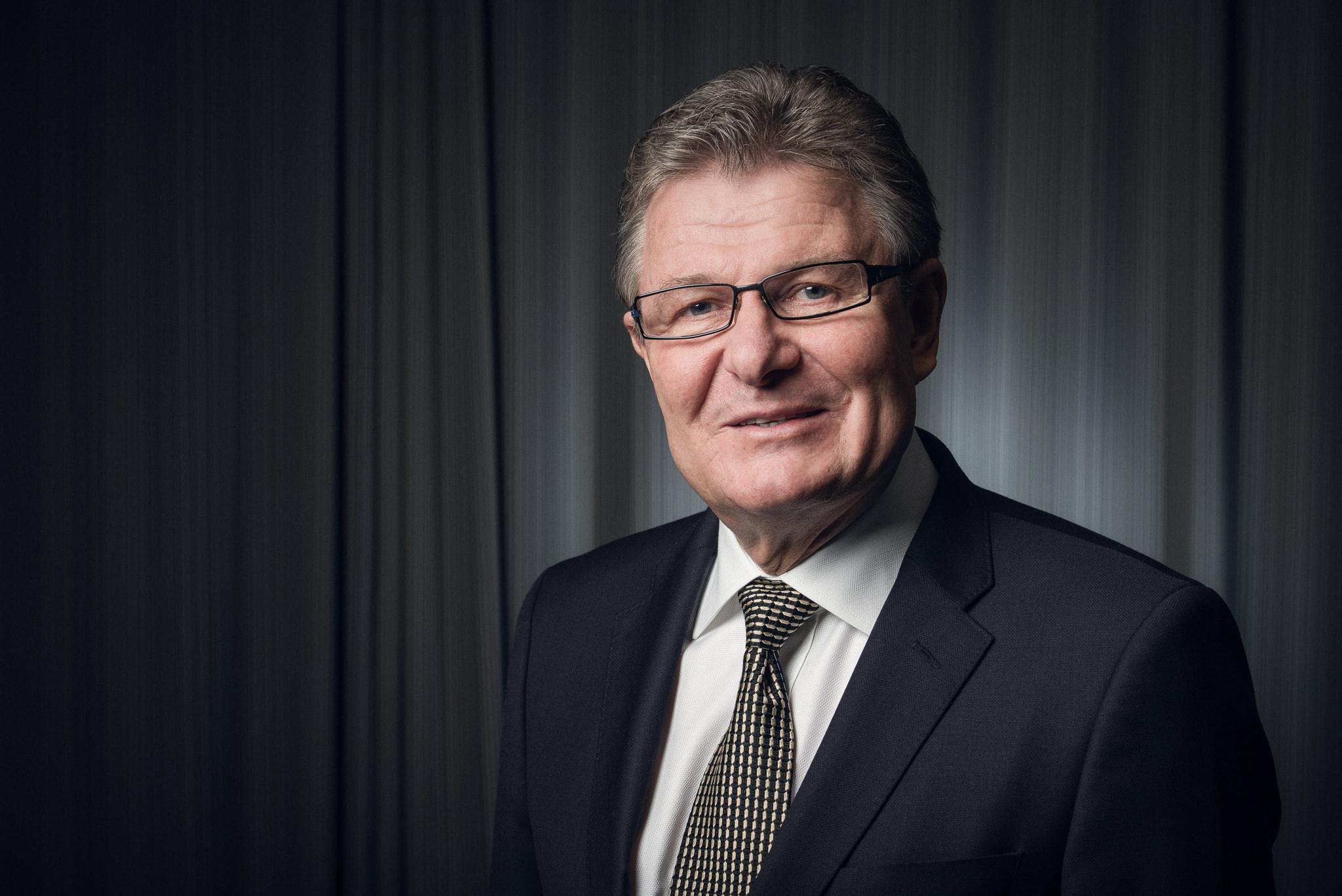 President of Lahti Ski Club Juha Viljamaa